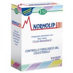 ESI Normolip 5 integratore per il controllo fisiologico del colesterolo 60 capsule