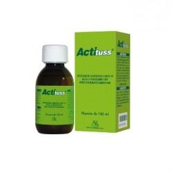 Actituss sciroppo lenitivo naturale per la tosse dei bambini 140 ml