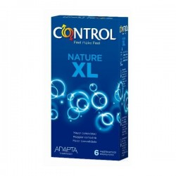 Control Nature XL - 6 Preservativi extra large