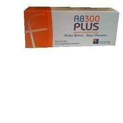 Ab 300 Plus crema ginecologica antimicotica 30 g + 6 applicatori