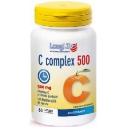 LONGLIFE C COMPLEX 500 TIME RELEASED 60 TAVOLETTE