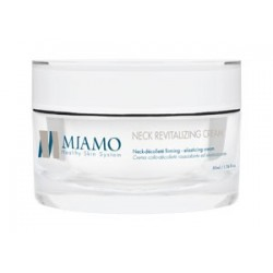 Miamo Longevity Plus Neck Revitalizing Cream - Crema Rassodante Collo Décolleté 50ml