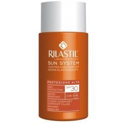 Rilastil Sun System Fluido Comfort Pelli Sensibili SPF 30 - 50 ml