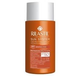 Rilastil Sun System Fluido Comfort SPF 50+ - 50 ml