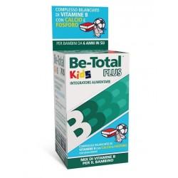 Be-Total Plus Kids integratore di vitamina B per bambini 30 tavolette