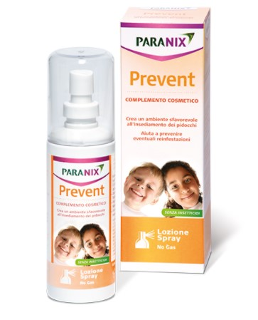Paranix Prevent - Spray Antipidocchi Preventivo 100ml