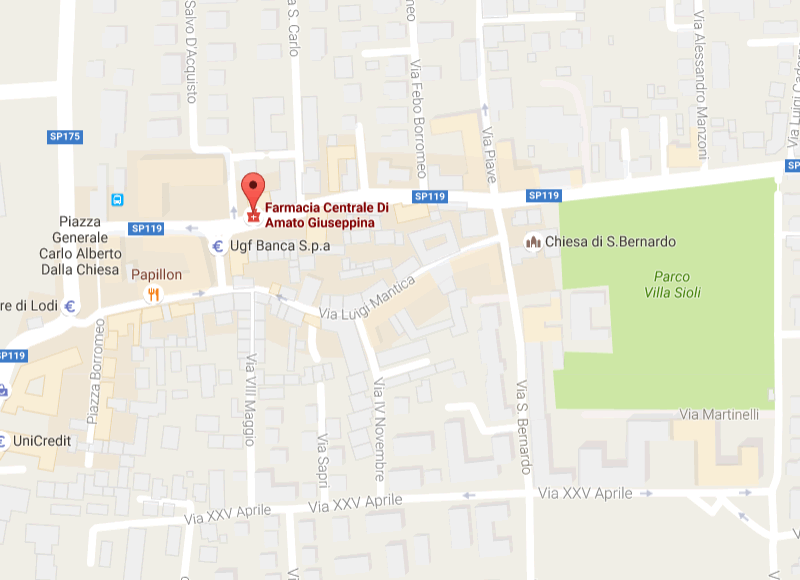 Farmacia Centrale Amato Giuseppina