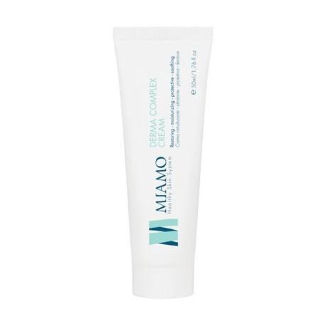 Miamo Derma Complex Cream - Crema Idratante e Protettiva per Pelli Sensibili 50ml
