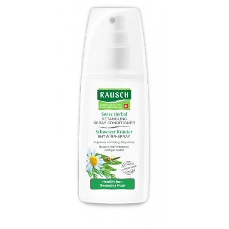 Rausch Spray Districante per Capelli alle Erbe Svizzere 100ml