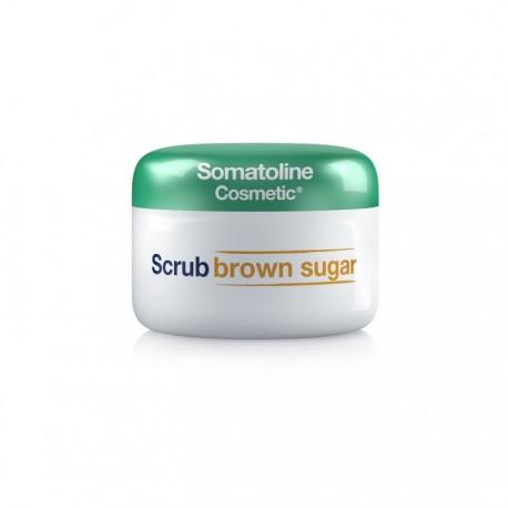 Somatoline Cosmetic Scrub Esfoliante Corpo Brown Sugar 350 g