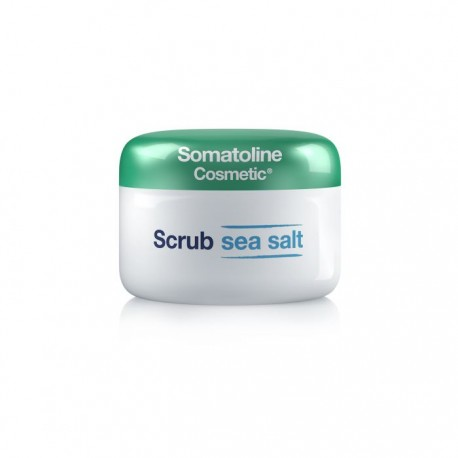 Somatoline Cosmetic Scrub Esfoliante Corpo Sea Salt 350 g