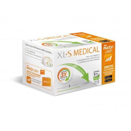 Xls Medical Direct 180 Compresse Brucia Grassi