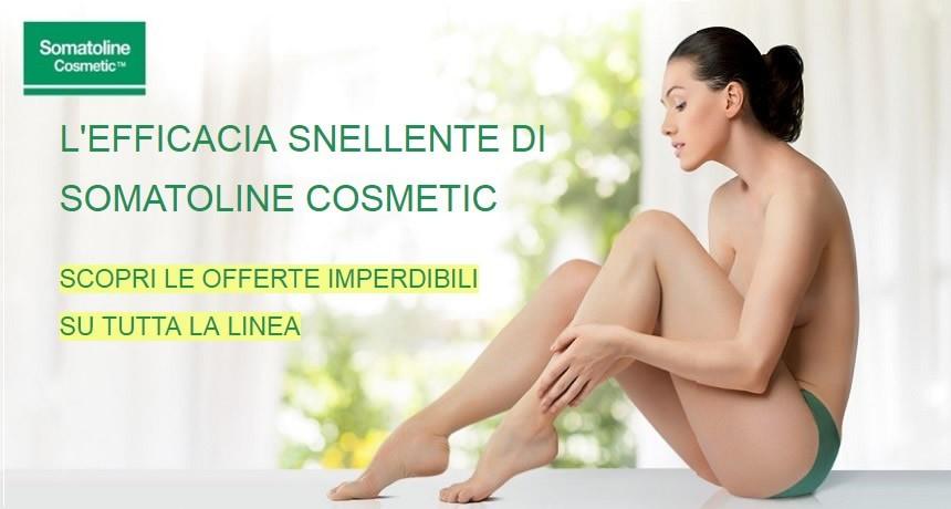 Prodotti snellenti Somatoline Cosmetic