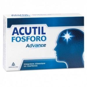 Combattere stress e stanchezza mentale con Acutil Fosforo Advance