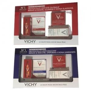 Vichy: scegli il tuo cofanetto in regalo!