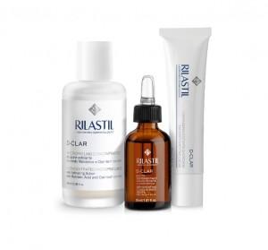 Rilastil D-Clar: un sistema completo depigmentante e antimacchia