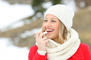 Come proteggere le labbra in inverno